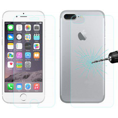 Hat Prince Tempered Glass Protective Film Kit for iPhone 7 Plus