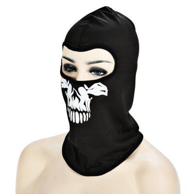 Cycling Skull Mask CS Game Face Guard for Outdoor SportsCycling Clothings<br>Cycling Skull Mask CS Game Face Guard for Outdoor Sports<br><br>Package Contents: 1 x Skull Mask<br>Package Dimension: 20.00 x 18.00 x 2.00 cm / 7.87 x 7.09 x 0.79 inches<br>Package weight: 0.050 kg<br>Product Dimension: 37.00 x 25.00 x 0.30 cm / 14.57 x 9.84 x 0.12 inches<br>Product weight: 0.032 kg