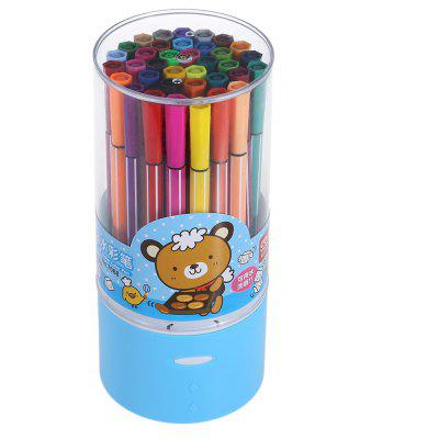Deli 7068 36PCS Washable Marker