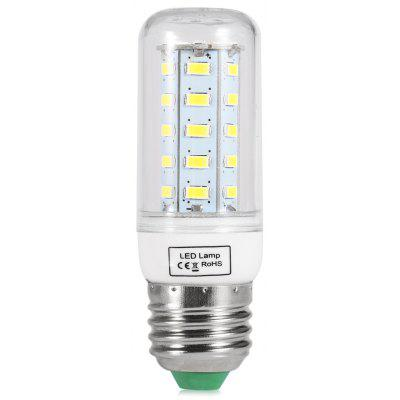 E27 SMD 5730 36 LEDs White Light LED Corn Lamp ( 18W AC 220V 6000  -  6500K )