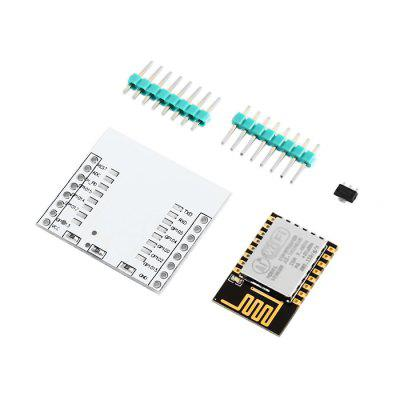 LDTR - WG0014 ESP - 12 ESP8266 Serial WiFi Wireless Module with PCB Antenna / Adapter Board