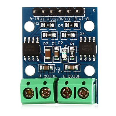 DIY LDTR - WG0003 L9110S 2 Channel Motor Driver Board