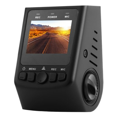 A118C Upgrade X40 1.5 inch 1296P Car DVR with GPS Function