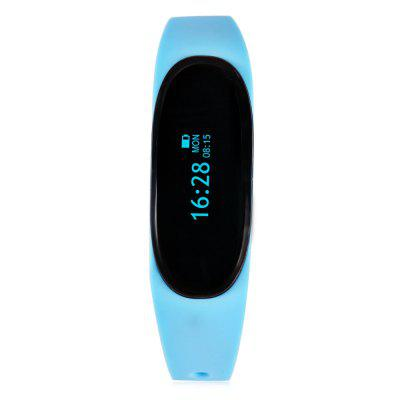 Vente flash-Alfawise T02 Bluetooth 4.0 Smart Mobile Watch-4 couleurs à choisir