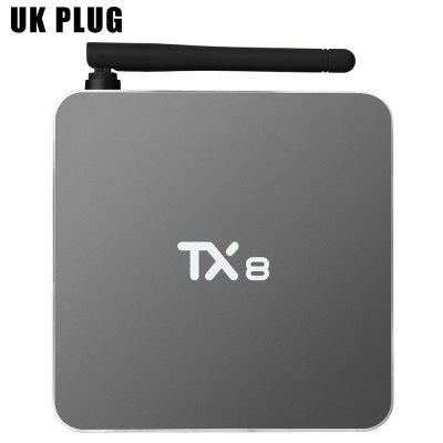 TX8 Android 6.0 Digital TV Converter Box