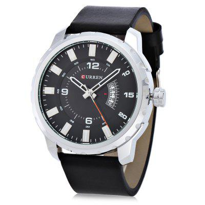 CURREN 8245 Casual Men Quartz Watch