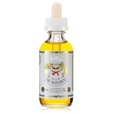 Original One Hit MR Macaron Salted Caramel Flavor E Liquid