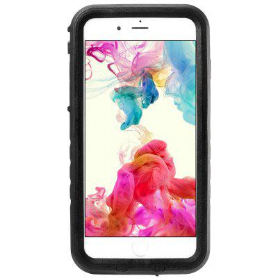 Buy BLACK IPX8 Waterproof Protective Phone Case for iPhone 7 Plus for $19.27 in GearBest store