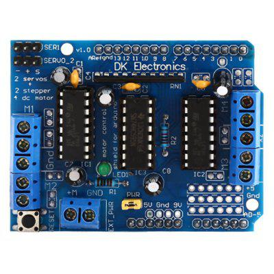 L293D Motor Drive Shield Board Expansion Board for Arduino