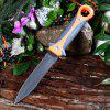 CIMA A - 16 Folding Knife with Survival Fixed Blade - GRAY