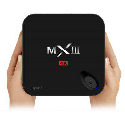 MXIII - G II Smart TV Box Mini PC Amlogic S912 Octa-core