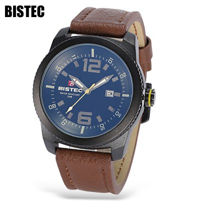 BISTEC 2602 Male Quartz Watch