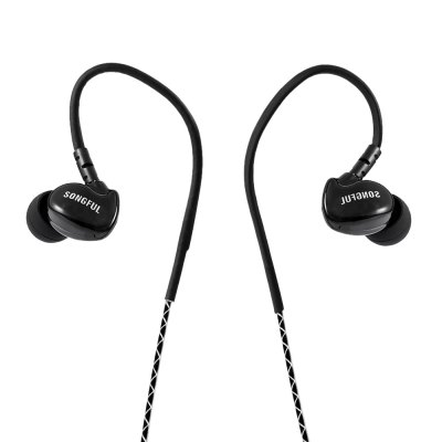 SONGFUL S1 Wired Noise Cancelling Earbuds