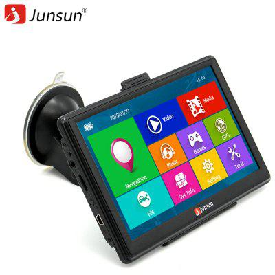Junsun D100 Car GPS Navigator with Free Maps
