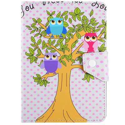 SZKINSTON Lovely Owl Style Protective Case for 10 inch Tablet PC