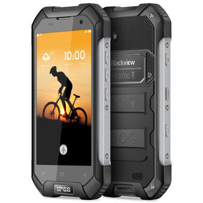 Blackview BV6000S MTK6737 4G SmartphoneCell phones<br>Blackview BV6000S MTK6737 4G Smartphone<br><br>2G: GSM 850/900/1800/1900MHz, GSM 850/900/1800/1900MHz<br>3G: WCDMA 850/900/1900/2100MHz, WCDMA 850/900/1900/2100MHz<br>4G: FDD-LTE 800/900/1800/2100/2600MHz, FDD-LTE 800/900/1800/2100/2600MHz<br>Additional Features: 3G, 4G, Alarm, Bluetooth, Browser, Calculator, Calendar, GPS, MP3, MP4, OTG, People, Video Call, Wi-Fi, Camera, Waterproof, 3G, 4G, Alarm, Bluetooth, Browser, Calculator, Calendar, GPS, MP3, MP4, OTG, People, Video Call, Wi-Fi, Camera, Waterproof<br>Back-camera: 8.0MP ( SW 13.0MP ), 8.0MP ( SW 13.0MP )<br>Battery Capacity (mAh): 4200mAh Built-in, 4200mAh Built-in<br>Bluetooth Version: V4.1, V4.1<br>Brand: Blackview<br>Camera type: Dual cameras (one front one back), Dual cameras (one front one back)<br>Cell Phone: 1, 1<br>Cores: 1.5GHz, Quad Core<br>CPU: MTK6737<br>Dustproof: Yes, Yes<br>E-book format: TXT, TXT<br>Earphones: 1, 1<br>External Memory: TF card up to 32GB (not included), TF card up to 32GB (not included)<br>Flashlight: Yes, Yes<br>FM radio: Yes, Yes<br>Front camera: 2.0MP ( SW 5.0MP ), 2.0MP ( SW 5.0MP )<br>Games: Android APK, Android APK<br>GPU: Mali-T720<br>I/O Interface: 2 x Micro SIM Card Slot, 3.5mm Audio Out Port, Micro USB Slot, TF/Micro SD Card Slot, 2 x Micro SIM Card Slot, 3.5mm Audio Out Port, Micro USB Slot, TF/Micro SD Card Slot<br>IP rating: IP68, IP68<br>Language: Multi Language<br>Music format: AMR, M4A, MKA, MP3, OGG, AMR, M4A, MKA, MP3, OGG<br>Network type: FDD-LTE+WCDMA+GSM, FDD-LTE+WCDMA+GSM<br>OS: Android 6.0<br>OTG Cable: 1, 1<br>Package size: 20.50 x 20.40 x 5.80 cm / 8.07 x 8.03 x 2.28 inches, 20.50 x 20.40 x 5.80 cm / 8.07 x 8.03 x 2.28 inches<br>Package weight: 0.619 kg, 0.619 kg<br>Picture format: BMP, GIF, JPEG, PNG, BMP, GIF, JPEG, PNG<br>Power Adapter: 1, 1<br>Product size: 15.23 x 8.10 x 1.66 cm / 6 x 3.19 x 0.65 inches, 15.23 x 8.10 x 1.66 cm / 6 x 3.19 x 0.65 inches<br>Product weight: 0.247 kg, 0.247 kg<br>RAM: 2GB RAM<br>ROM: 16GB<br>Screen resolution: 1280 x 720 (HD 720), 1280 x 720 (HD 720)<br>Screen size: 4.7 inch, 4.7 inch<br>Screen type: Corning Gorilla Glass 3, Corning Gorilla Glass 3<br>Screwdriver: 1, 1<br>Sensor: Ambient Light Sensor,Gravity Sensor,Proximity Sensor, Ambient Light Sensor,Gravity Sensor,Proximity Sensor<br>Service Provider: Unlocked<br>SIM Card Slot: Dual SIM, Dual Standby<br>SIM Card Type: Dual Micro SIM Card<br>Type: 4G Smartphone<br>USB Cable: 1, 1<br>Video format: 3GP, AVI, FLV, MKV, MP4, MPG, 3GP, AVI, FLV, MKV, MP4, MPG<br>Video recording: Yes, Yes<br>Waterproof: Yes, Yes<br>Wireless Connectivity: 3G, 4G, Bluetooth, GPS, GSM, NFC, WiFi, 3G, 4G, Bluetooth, GPS, GSM, NFC, WiFi