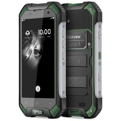 Blackview BV6000S MTK6737 4G SmartphoneCell phones<br>Blackview BV6000S MTK6737 4G Smartphone<br><br>2G: GSM 850/900/1800/1900MHz<br>3G: WCDMA 850/900/1900/2100MHz<br>4G: FDD-LTE 800/900/1800/2100/2600MHz<br>Additional Features: Browser, OTG, People, Video Call, Camera, Waterproof, MP3, Wi-Fi, MP4, MP3, Calculator, 3G, GPS, Calendar, 4G, Alarm, Bluetooth, 3G, MP4, Alarm, Browser, Calendar, GPS, OTG, People, Video Call, Wi-Fi, Camera, Calculator, Bluetooth, Waterproof, 4G<br>Back-camera: 8.0MP ( SW 13.0MP )<br>Battery Capacity (mAh): 4200mAh Built-in, 4200mAh Built-in<br>Bluetooth Version: V4.1, V4.1<br>Brand: Blackview<br>Camera type: Dual cameras (one front one back)<br>Cell Phone: 1, 1<br>Cores: 1.5GHz, Quad Core<br>CPU: MTK6737<br>Dustproof: Yes, Yes<br>E-book format: TXT, TXT<br>Earphones: 1, 1<br>External Memory: TF card up to 32GB (not included)<br>Flashlight: Yes, Yes<br>FM radio: Yes, Yes<br>Front camera: 2.0MP ( SW 5.0MP )<br>Games: Android APK, Android APK<br>GPU: Mali-T720<br>I/O Interface: TF/Micro SD Card Slot, 3.5mm Audio Out Port, 2 x Micro SIM Card Slot, Micro USB Slot, 3.5mm Audio Out Port, TF/Micro SD Card Slot, Micro USB Slot, 2 x Micro SIM Card Slot<br>IP rating: IP68, IP68<br>Language: Multi Language<br>Music format: M4A, MKA, OGG, MP3, OGG, AMR, AMR, M4A, MKA, MP3<br>Network type: FDD-LTE+WCDMA+GSM<br>OS: Android 6.0<br>OTG Cable: 1, 1<br>Package size: 20.50 x 20.40 x 5.80 cm / 8.07 x 8.03 x 2.28 inches, 20.50 x 20.40 x 5.80 cm / 8.07 x 8.03 x 2.28 inches<br>Package weight: 0.619 kg, 0.619 kg<br>Picture format: PNG, BMP, GIF, JPEG, PNG, GIF, BMP, JPEG<br>Power Adapter: 1, 1<br>Product size: 15.23 x 8.10 x 1.66 cm / 6 x 3.19 x 0.65 inches, 15.23 x 8.10 x 1.66 cm / 6 x 3.19 x 0.65 inches<br>Product weight: 0.247 kg, 0.247 kg<br>RAM: 2GB RAM<br>ROM: 16GB<br>Screen resolution: 1280 x 720 (HD 720)<br>Screen size: 4.7 inch<br>Screen type: Corning Gorilla Glass 3<br>Screwdriver: 1, 1<br>Sensor: Ambient Light Sensor,Gravity Sensor,Proximity Sensor, Amb