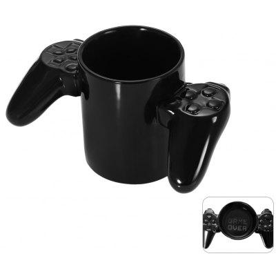 Creative Ceramic Gamepad Style Mug Cup para Gamer