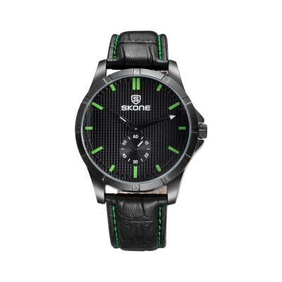 SKONE 1188 Fashion Men Quartz Watch