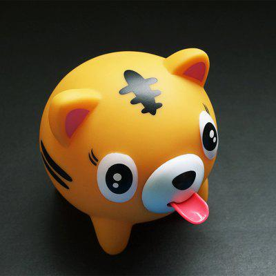 Popping Out Tongue Pig Model Stress Relief Toy