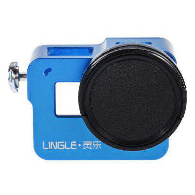 LINGLE AT267 CNC Aluminum Alloy Case