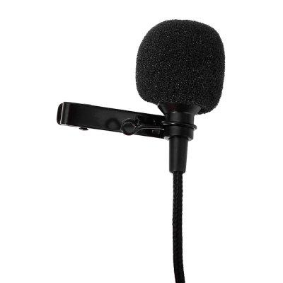 SJCAM Short External Microphone with Clip
