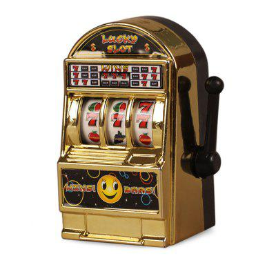 Metal Anti-stress Lucky Slot Machine Christmas Gift