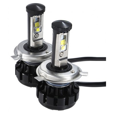 MZ H4 2PCS Car Lamp Head Light