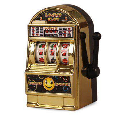 Lucky Slot Metal Christmas Gift