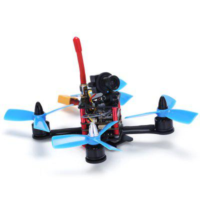 FX120 120mm RC FPV Racing Drone - ARFBrushless FPV Racer<br>FX120 120mm RC FPV Racing Drone - ARF<br><br>Battery (mAh): 620mAh<br>Continuous Current: 20A<br>CW / CCW: CCW,CW<br>Firmware: BLHeli<br>Functions: Oneshot125<br>KV: 3100<br>Lens Diameter: 14mm<br>Max. Continuous Current (A): 7.6A<br>Model: 1306<br>Motor Dimensions: 34 x 17mm ( diameter x height )<br>No. of Cells: 2 - 3S<br>Package Contents: 1 x Drone, 1 x B3 Balance Charger, 1 x 7.4V 620mAh 30C LiPo Battery, 4 x Spare Propeller, 1 x Propeller Puller<br>Package size (L x W x H): 22.00 x 11.00 x 27.00 cm / 8.66 x 4.33 x 10.63 inches<br>Package weight: 0.6670 kg<br>Product size (L x W x H): 14.00 x 14.00 x 7.00 cm / 5.51 x 5.51 x 2.76 inches<br>Product weight: 0.1420 kg<br>Rotatable: Yes<br>Sensor: CMOS<br>Shaft Diameter: 5mm<br>Type: Frame Kit<br>Video Resolution: 520TVL (horizontal resolution)<br>Video Standards: NTSC,PAL