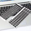Arabic English Keyboard Sticker - BLACK