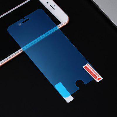 Tempered Glass Nano Protective Film for iPhone 7IPhone Screen Protectors<br>Tempered Glass Nano Protective Film for iPhone 7<br><br>Features: High-definition, High sensitivity, Anti fingerprint, Anti scratch, Anti-oil<br>For: Cell Phone<br>Mainly Compatible with: iPhone 7<br>Material: Tempered Glass<br>Package Contents: 1 x Tempered Glass Film, 1 x Dust Remover, 1 x Wet Wipes, 1 x Dry Wipes<br>Package size (L x W x H): 19.00 x 9.80 x 1.10 cm / 7.48 x 3.86 x 0.43 inches<br>Package weight: 0.036 kg<br>Product weight: 0.004 kg<br>Surface Hardness: 9H<br>Thickness: 0.18mm<br>Type: Protective Film
