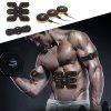 SHANDONG SD - 401 Muscle Training Gear Abs Body Sculpting - BLACK
