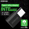 POFAN Mini Micro USB to Type-C Adapter - BLACK