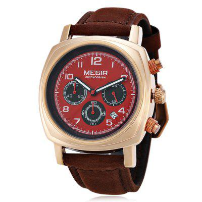 MEGIR 1056 Men Quartz Watch