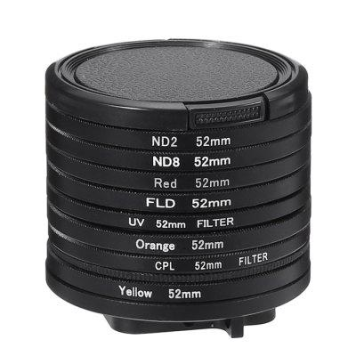 LINGLE AT643 52mm Lens Protector Kit