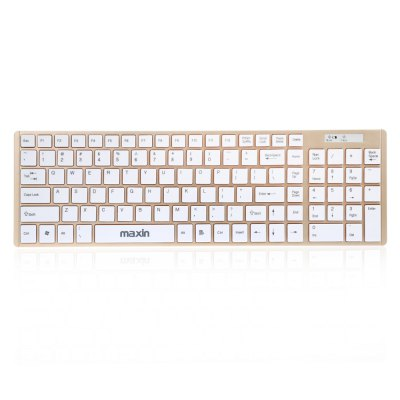 Maxin M3 2.4GHz Wireless Keyboard + Mouse Combo