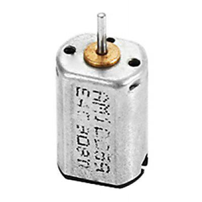 M20 3V 28000RPM Micro Motor for Toy Camera / Aircraft