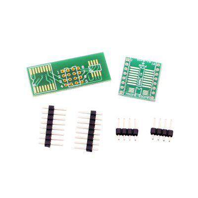 Excellent quality SOP8 DIP8 Simple Circuit Board Module Converter