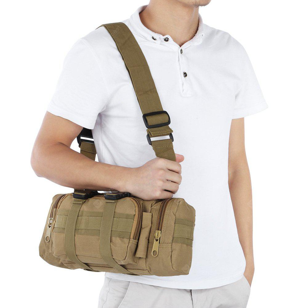 1000D Waterproof Nylon Waist Bag Shoulder Bag