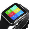 Mifree MIP4 1.54 inch Smartwatch Phone - BLACK