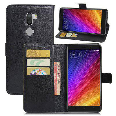 PU Leather Protective Full Body Case for Xiaomi 5S Plus