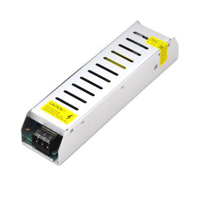 S-120-12 120W 12V / 10A Long Switch Power Supply Driver for LED Light and Surveillance Security Camera ( 110  -  220V )
