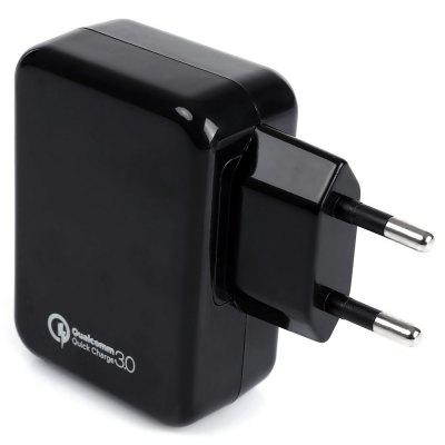 Qualcomm Certified Quick Charge 3.0 Power Adapter