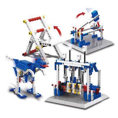 Mechanical Theme Educational 3D Puzzle Electric Toy 204191301