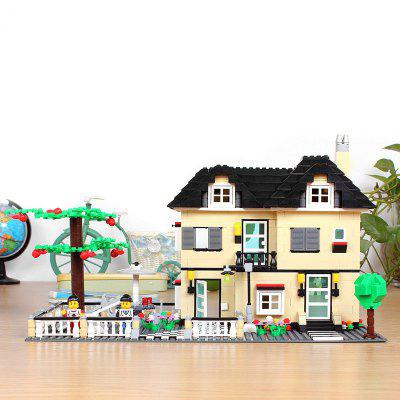 ABS Cartoon Building Brick - 815pcs / set