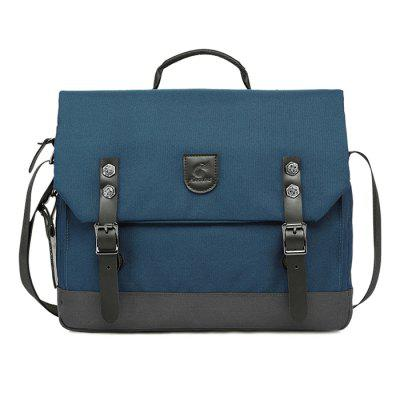 Kaka 66009 Sling BagSling Bag<br>Kaka 66009 Sling Bag<br><br>Bag Capacity: 15L<br>Brand: Kaka<br>Capacity: 10 - 20L<br>Color: Black,Light blue<br>For: Travel, Casual<br>Package Contents: 1 x Kaka 66009 Sling Bag, 1 x Sunglasses<br>Package size (L x W x H): 40.00 x 8.00 x 33.00 cm / 15.75 x 3.15 x 12.99 inches<br>Package weight: 0.8300 kg<br>Product size (L x W x H): 39.00 x 9.50 x 32.00 cm / 15.35 x 3.74 x 12.6 inches<br>Product weight: 0.7450 kg<br>Type: Sling Bag