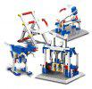 Mechanical Theme Educational 3D Puzzle Electric Toy 11027