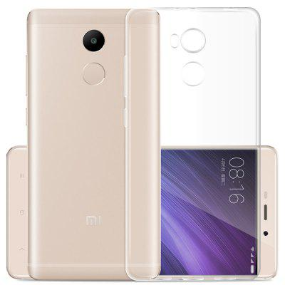 Luanke TPU Soft Phone Case for Xiaomi Redmi 4 High Version