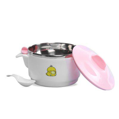 REIZBABY Stainless Steel Baby Infant Feeding Bowl